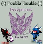 ID Double Trouble by BloodyChaser