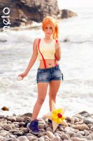 MISTY - Kasumi by dashcosplay