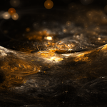 Ocean of Gold by luisbc