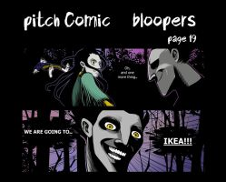 Pitch Comic Bloopers page 19 by frogsfortea