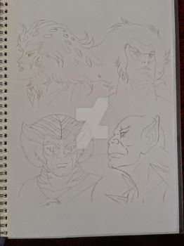 Thundercats by satanspawn80