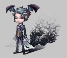 Vampire Boy Adobtable [CLOSED] by curlyhair