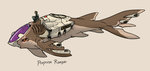 Dimensionhopper Whale by umbbe