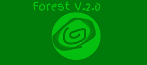 Forest Medallion V.2.0 by scriptureofthescribe