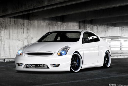 Infinity G35 - The Sinner God by FelipeGula