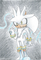 I'm Silver the Hedgehog by Bud2404