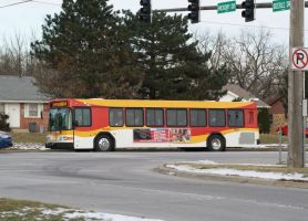 CyRide Bus 183 by JamesT4