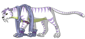 taurustiger86 Point Commission by Kivana-Ary