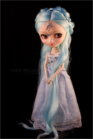 Princess Blue by fran-briggs