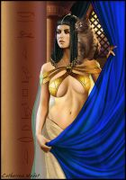 The Queen of Egypt- by chymere by Ethnics