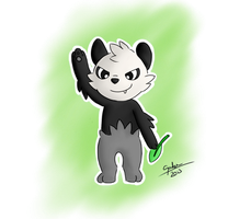 Pancham by mytigertail