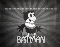 Retro Batman by RoArGo