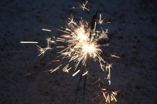 Sparklers by Sky-Waves