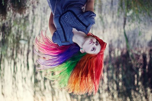 Some other kind of rainbow by ymefreak