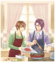 Brave SC'14 - Cooking time by NEWLL
