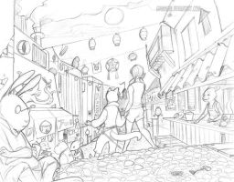 Rodent Town by GhiaMGM