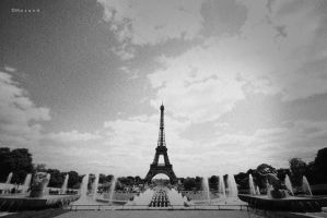When Paris was young... by T-Mazand