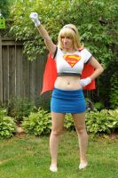 Supergirl by kawaiilove