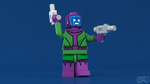 LEGO MARVEL Superheroes - Kang the Conqueror by Concore