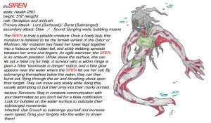 Left4Dead New Infected - The Siren by Aonon