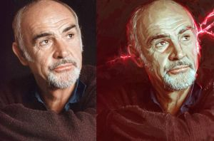 Sean Connery by metalsan