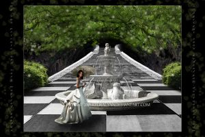 My Private Garden by kedralynn