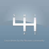 Shift Linux III by AaronLatimer
