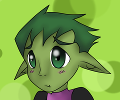 Beast Boy_10 by BeastGreen