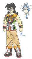 DB-004: Yamcha and Puar by S-Shield