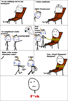 I want it too -Rage Comic- by Albowtross91