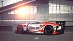 Unisia Jecs 2020 Super GT by JacobKuiper