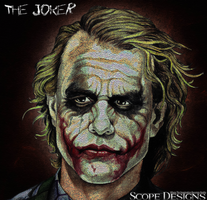 The Joker By Scope Designs by ScopeDesigns