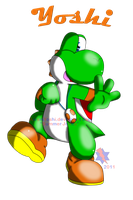 Do the Yoshi :D by AwsmYoshi
