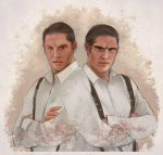 Kray twins - 2 by Gregory-Welter