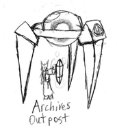 Svae: Archives Outpost by IrateResearchers