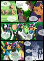Pokemon Black vs White Chapter 2 page 2 by YogurtYard
