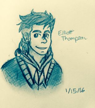 Elliott by RadiantGradient