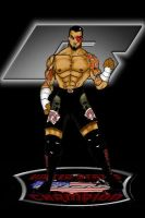 BOW King of Hearts championship attire  by RWhitney75