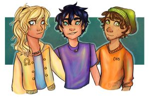 Pjo Kiddos by Buurd