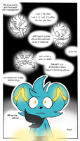 Mission 8: Page 14 (Present) by doodlesANDkyn