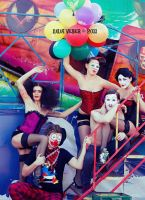 My Circus by LiliaVeber