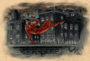 Daredevil by DALBELLO182