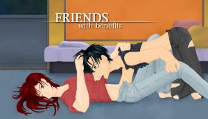 Friends With Benefits by Freya-Sensei
