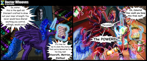 Doctor Whooves Comic 18 by engineermk2004