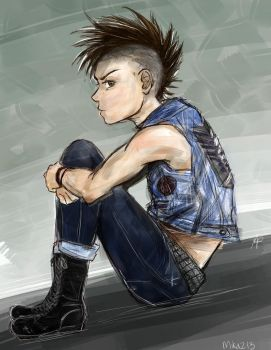 80s Punk by Mikki05