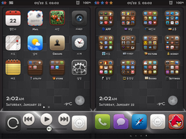 Suave theme today by Tody00