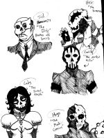 Lost Souls Characters Revamp 2 by UNlucky0013