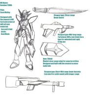 Gundam TERRA Dual Mode by Squall179