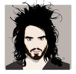 RUSSELL BRAND by SkinnyJeanPunk