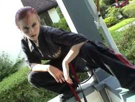 Goth-punk Stock 4 by lethalpaine-stock